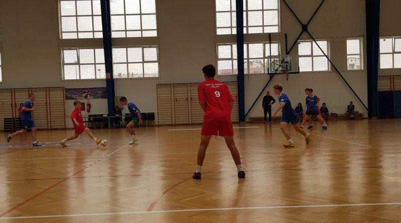 Futsal – dječaci OŠ – rezultati i raspored polufinalnih utakmica
