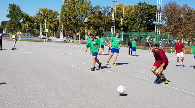 Rezultati gradskog natjecanja ŠSD SŠ u futsalu za mladiće