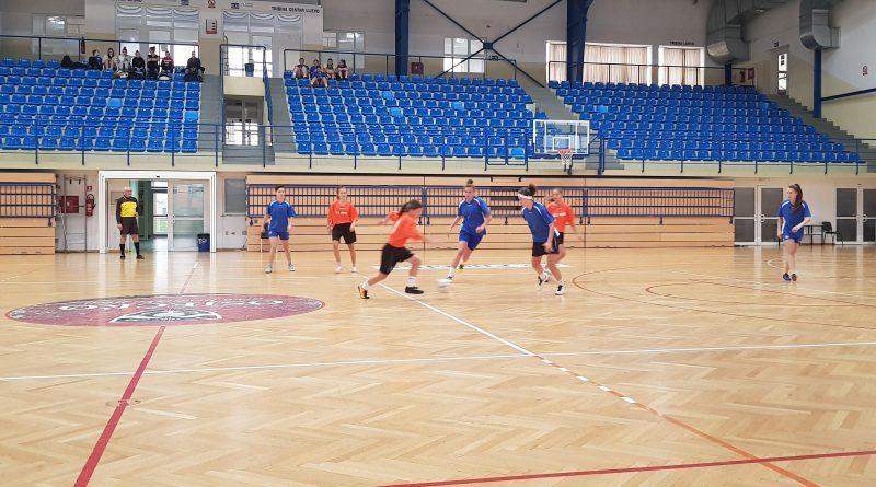Rezultati gradskog natjecanja ŠSD SŠ u futsalu za djevojke