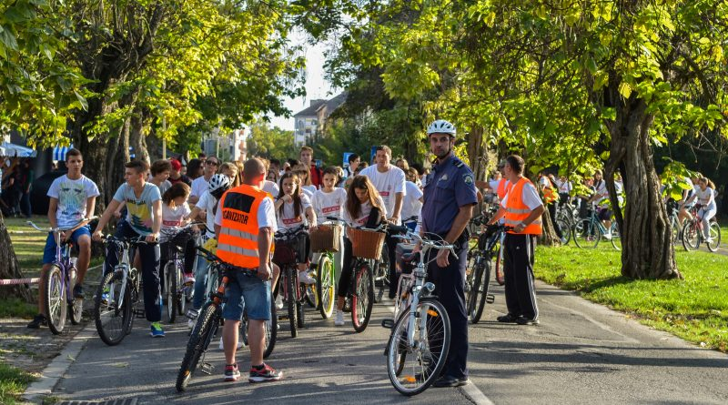 Biciklijada za ŠSD  OŠ  i  ŠS